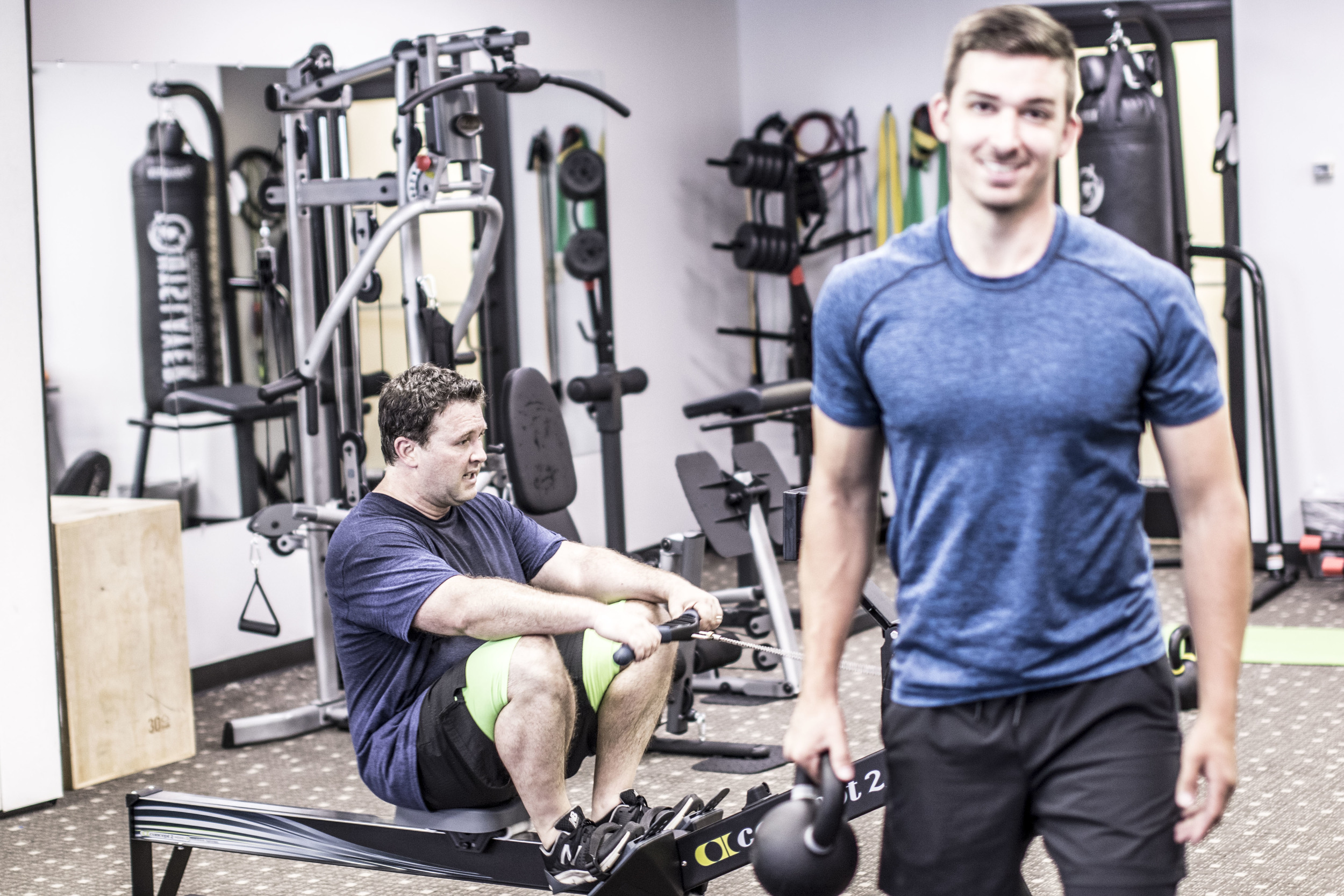 Flex5-Fitness-Wellness-Studio-Brian-Basham-Shrinking-The-Bash-Fox46-Charlotte-rower.jpg