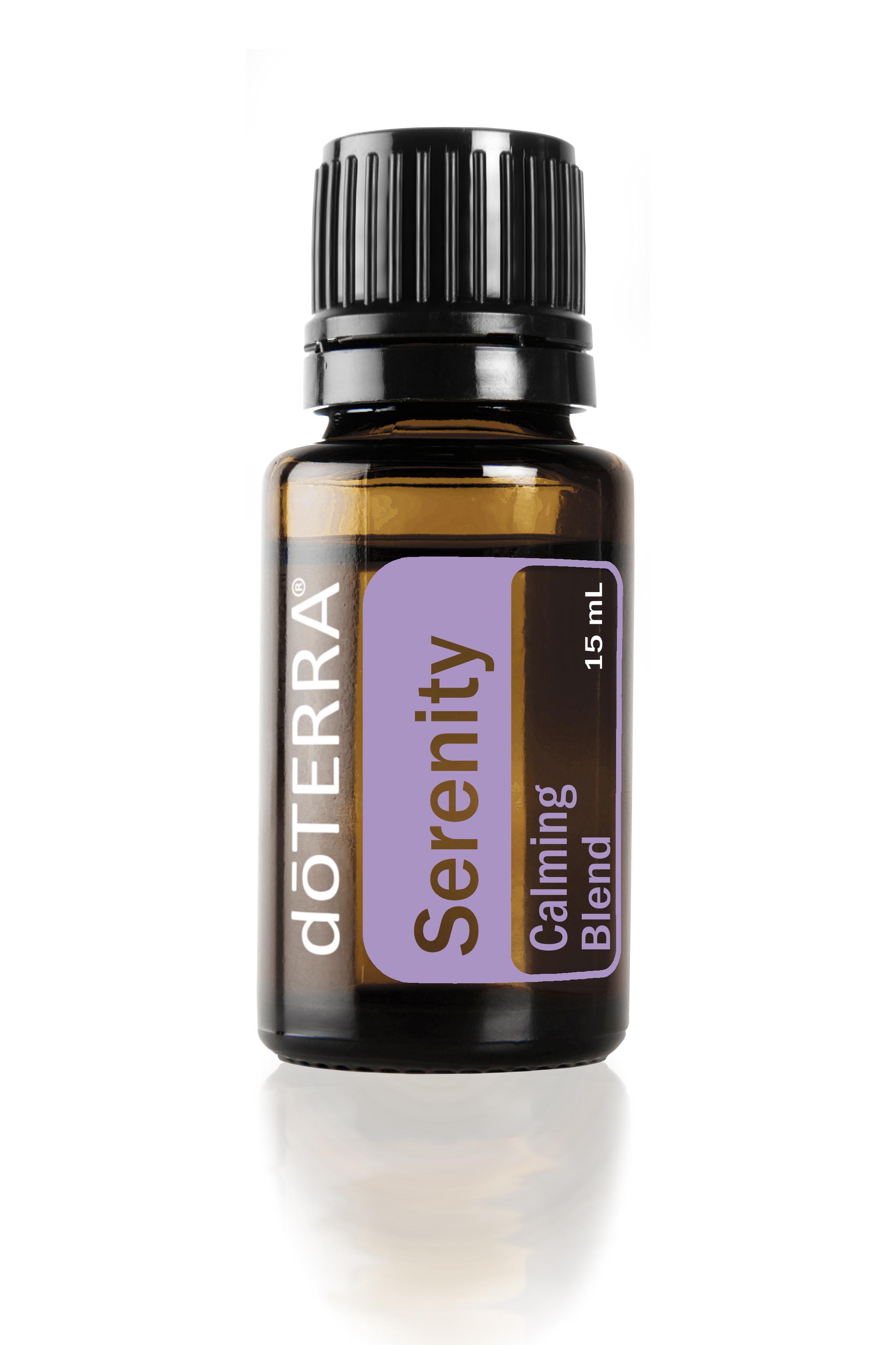 Serenity Essential Oils Calming Blend