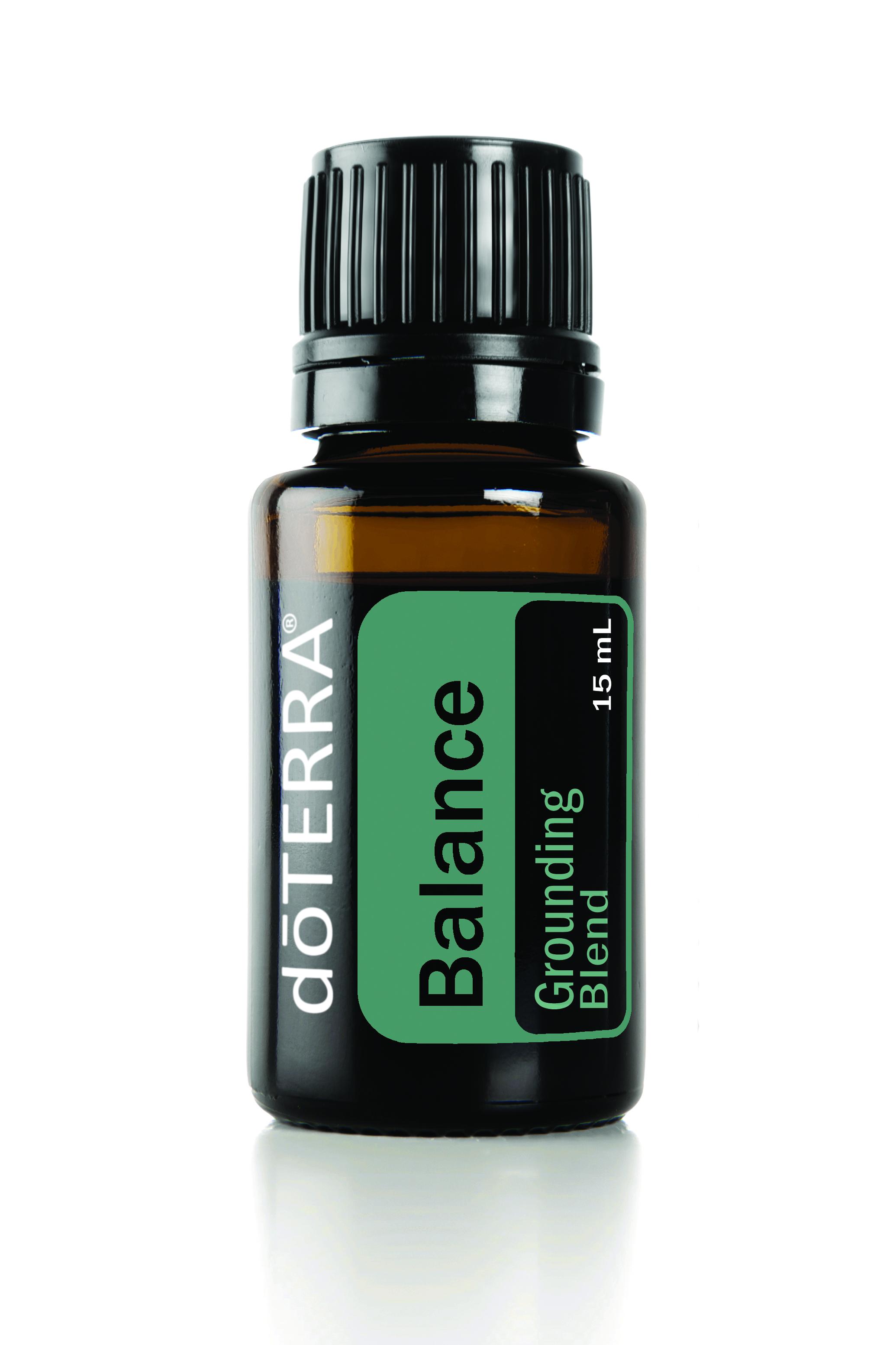 Balance Essential Oils Grounding Blend
