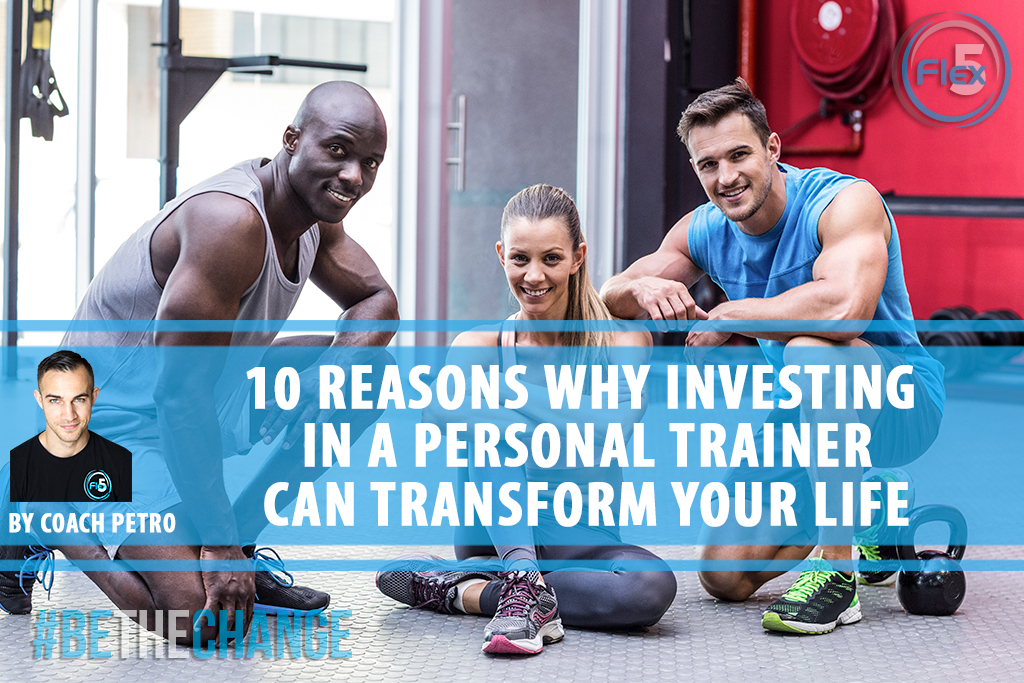 Find out how personal training can change your life!