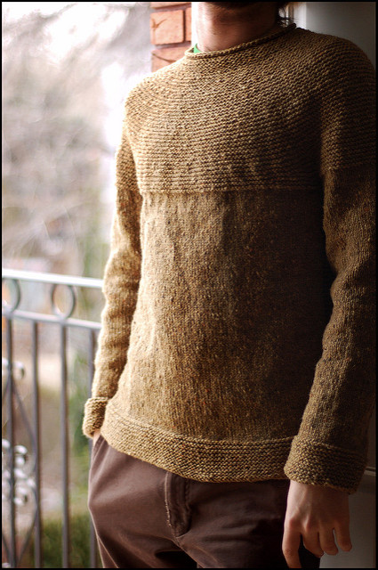 Cobblestone Pullover by Jared Flood; Image: http://www.ravelry.com/patterns/library/cobblestone-pullover