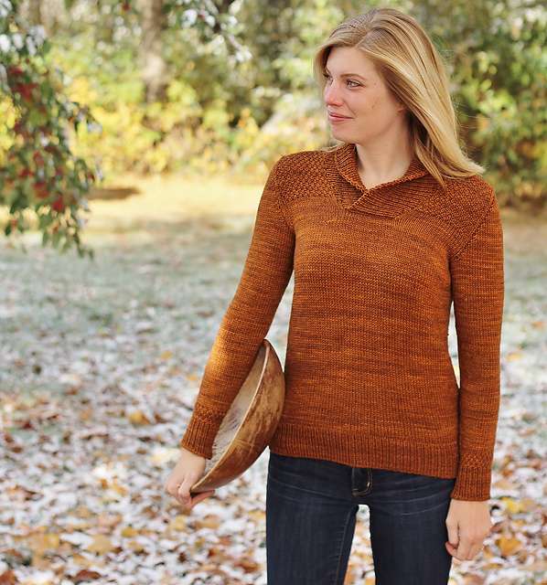 Nutmeg Ginger by Alicia Plumber; Image: http://www.ravelry.com/patterns/library/nutmeg-ginger