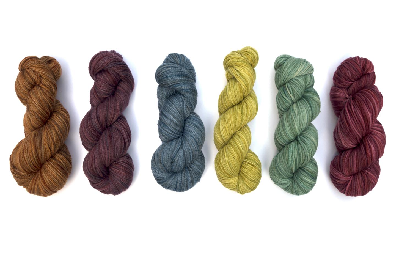 Fiber_Hand Dyed_August2017_Tassie_all colors.jpg