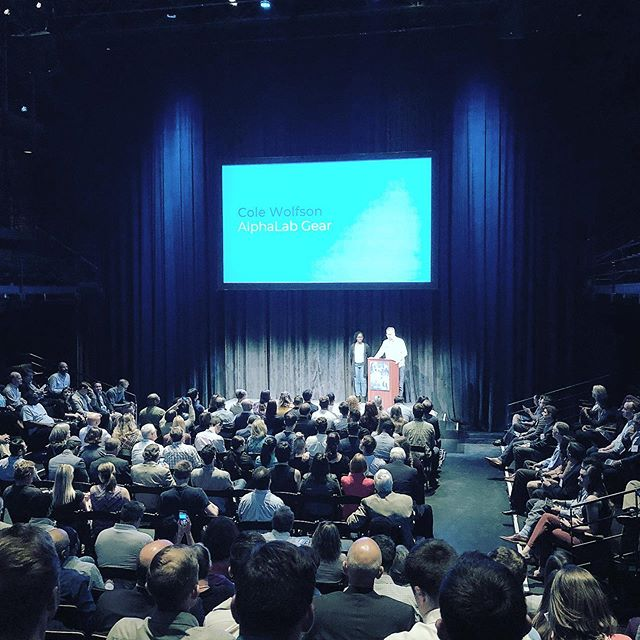 The @iwpgh Demo Day showcased some of the emerging & growing startups in Pittsburgh last night at the New Hazlett Theater. #Pittsburgh #demoday #innovation
