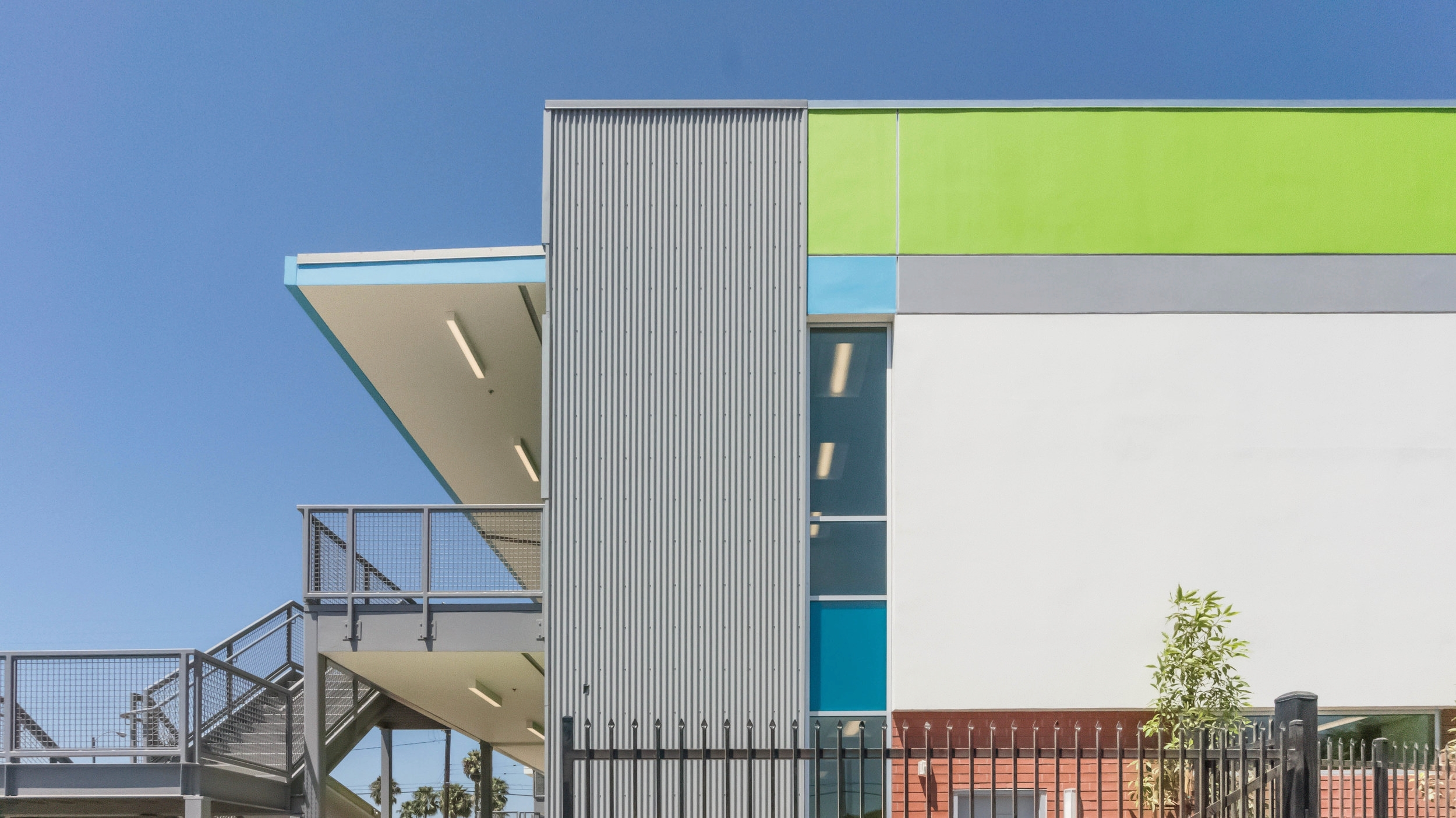 Environmental Charter School Inglewood