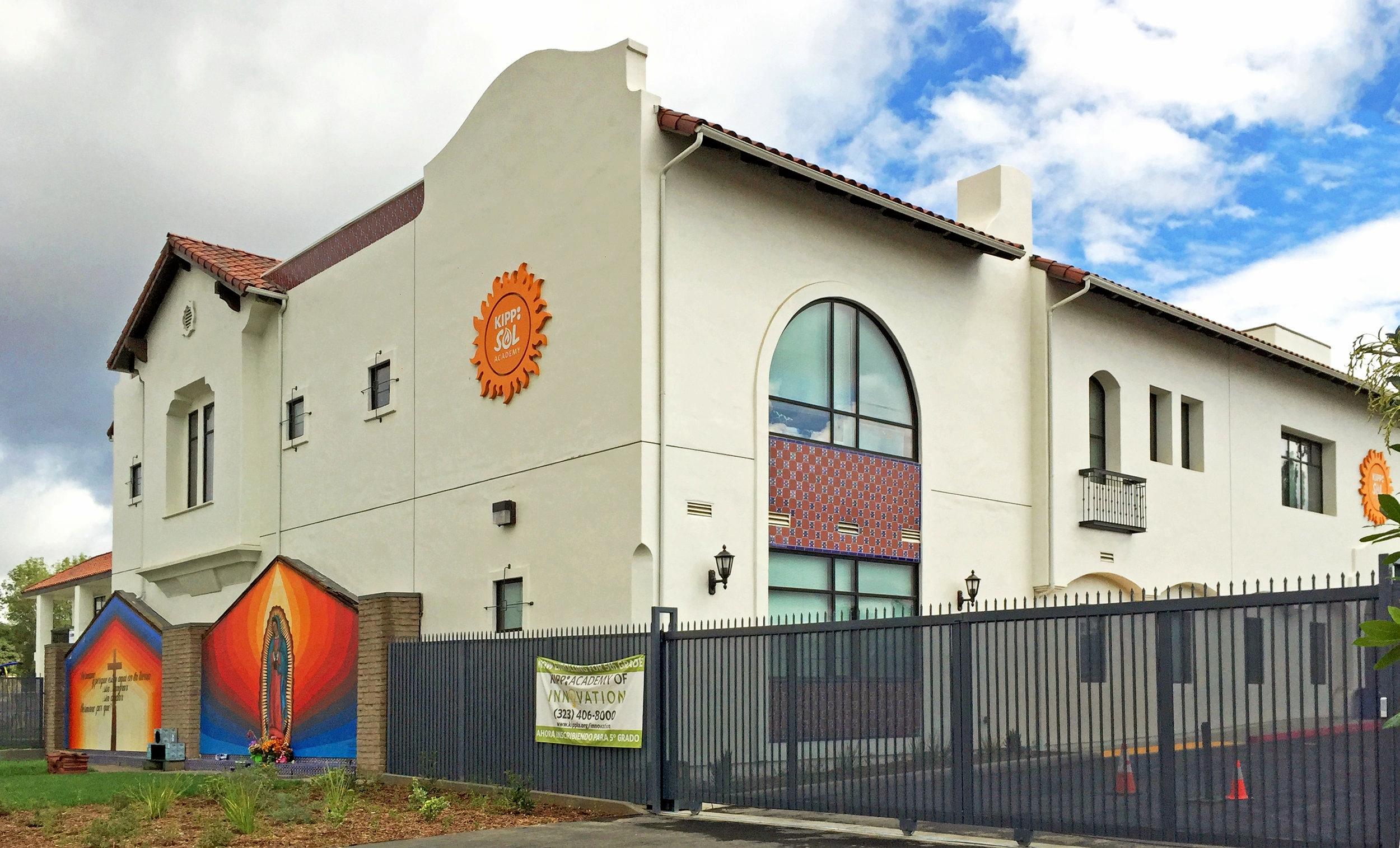 Kipp Iluminar & Sol Academy