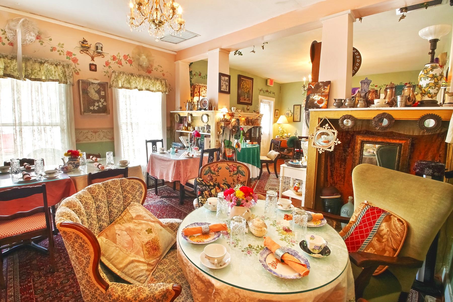 Serenity Garden Tea House & Cafe, West Palm Beach, FL