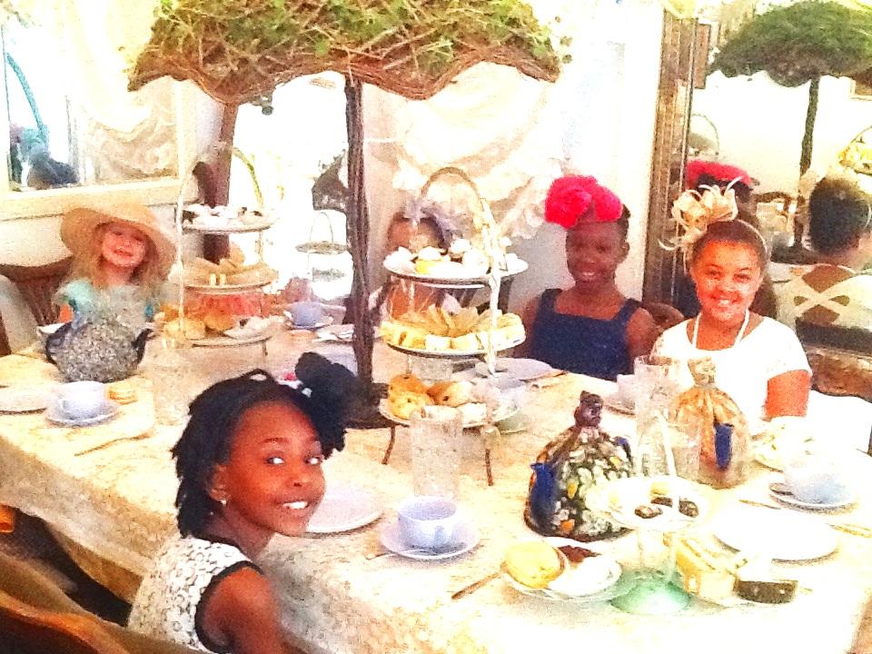 Birthday Tea Parties
