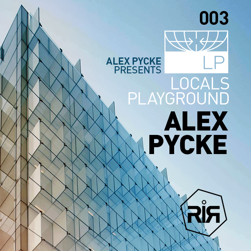 LOCALS PLAYGROUND   Montreal based DJ/Producer Alex Pycke is definitely making his place on the underground electronic scene. Every month he showcases a mix with himself alongside a selection of Montreal guests. Locals Playground radio show airs on the first Saturday of each month