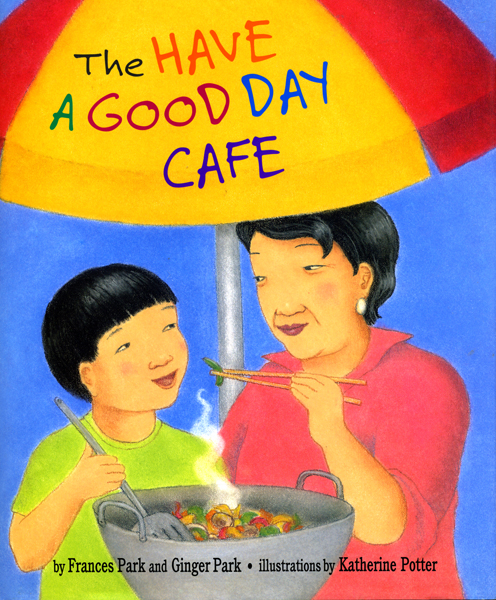 Have a Good Day Cafe Cover