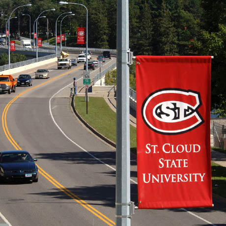 The average commute time for St. Cloud area residents is less than 15 minutes.