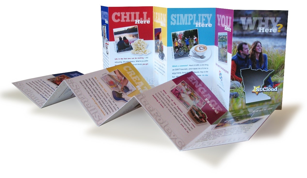 These pocket-size brochures are available for purchase. Details below.