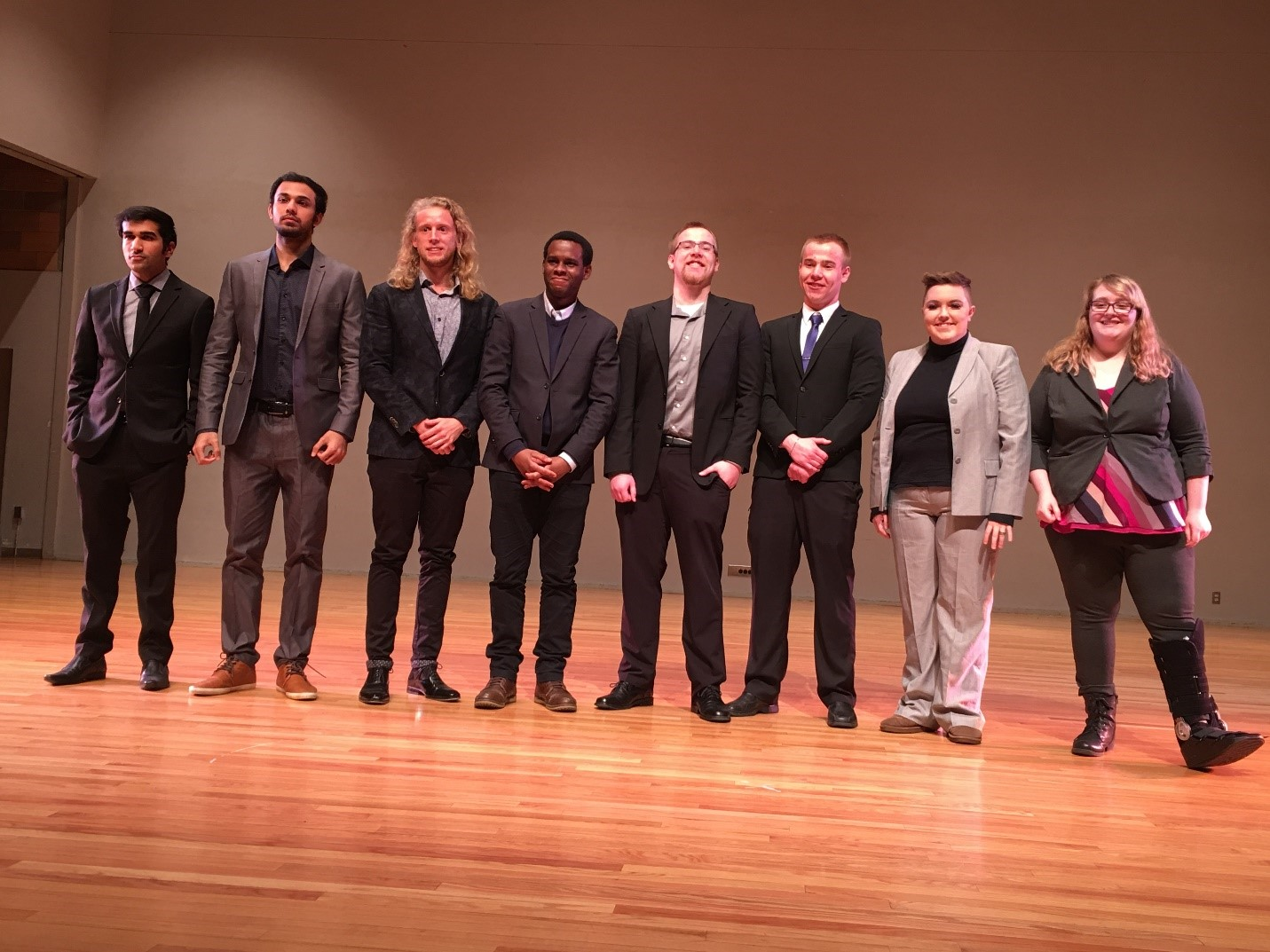 2019 St. Cloud State Husky Pitch Finalists, our future breakout founders