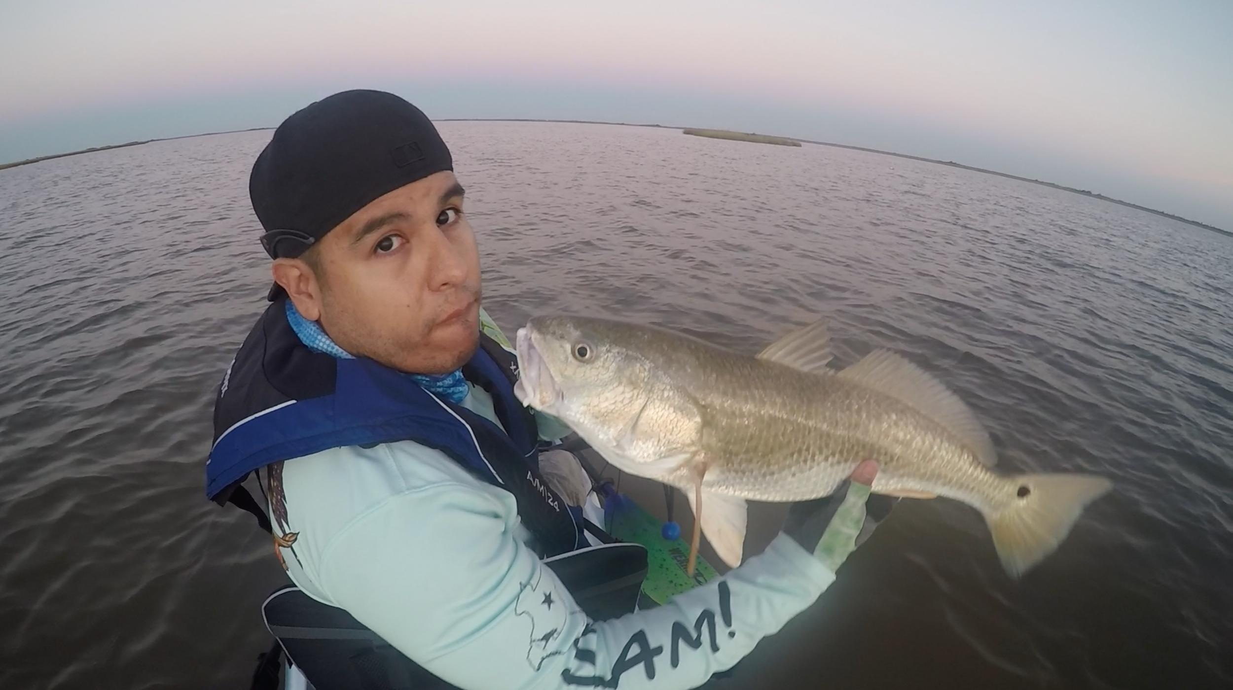 """24"""" Topwater Redfish"""