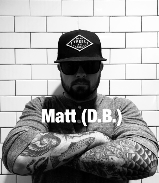 Click on Matt to book an appointment up to one week in advance
