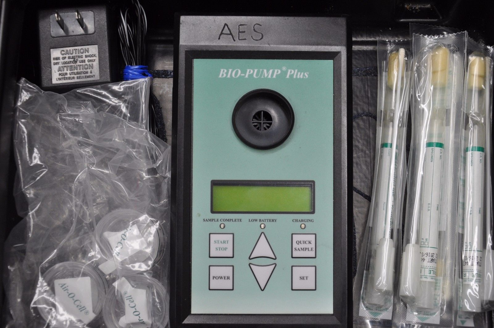 Best Mold Testing Technology - Zefon Bio Pump