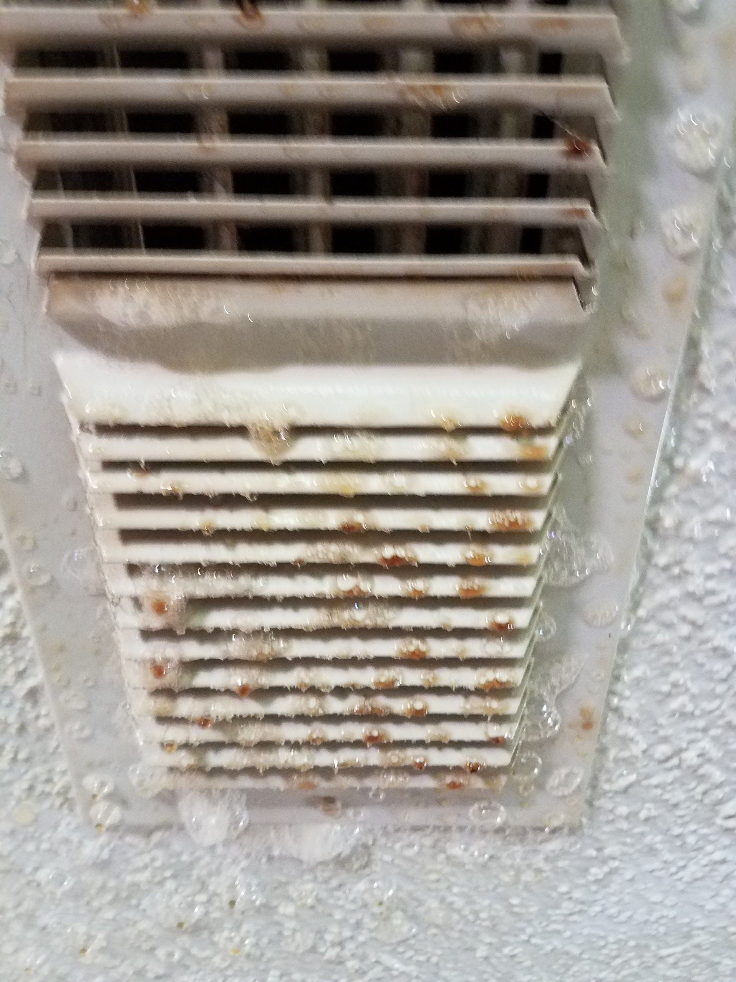 HVAC CLEANING AND ODOR REMOVAL - DUCTWORK WAS TREATED AND VENTS CLEANED FOR OUR CLIENT