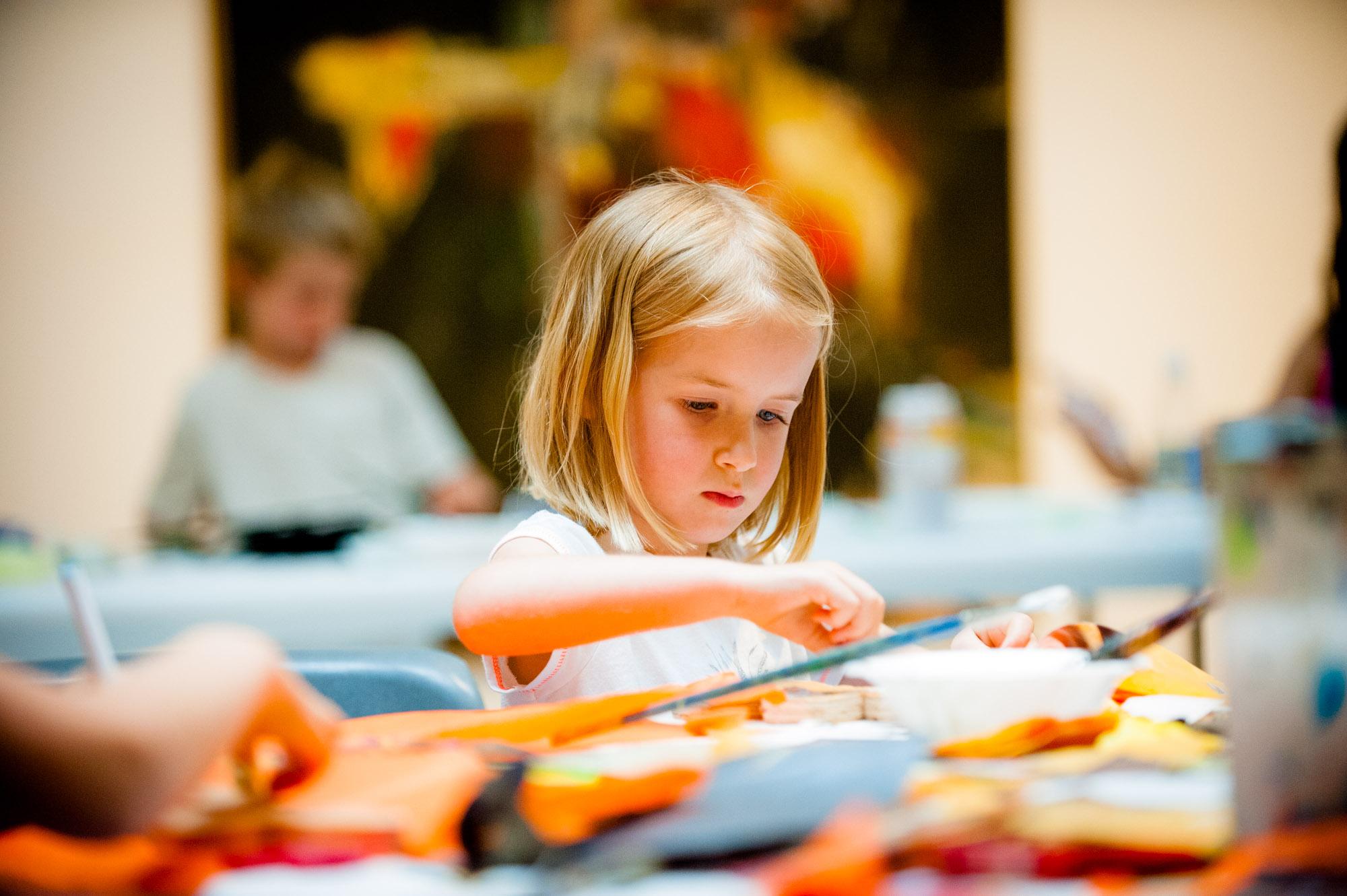 Art SPARK Family Workshop