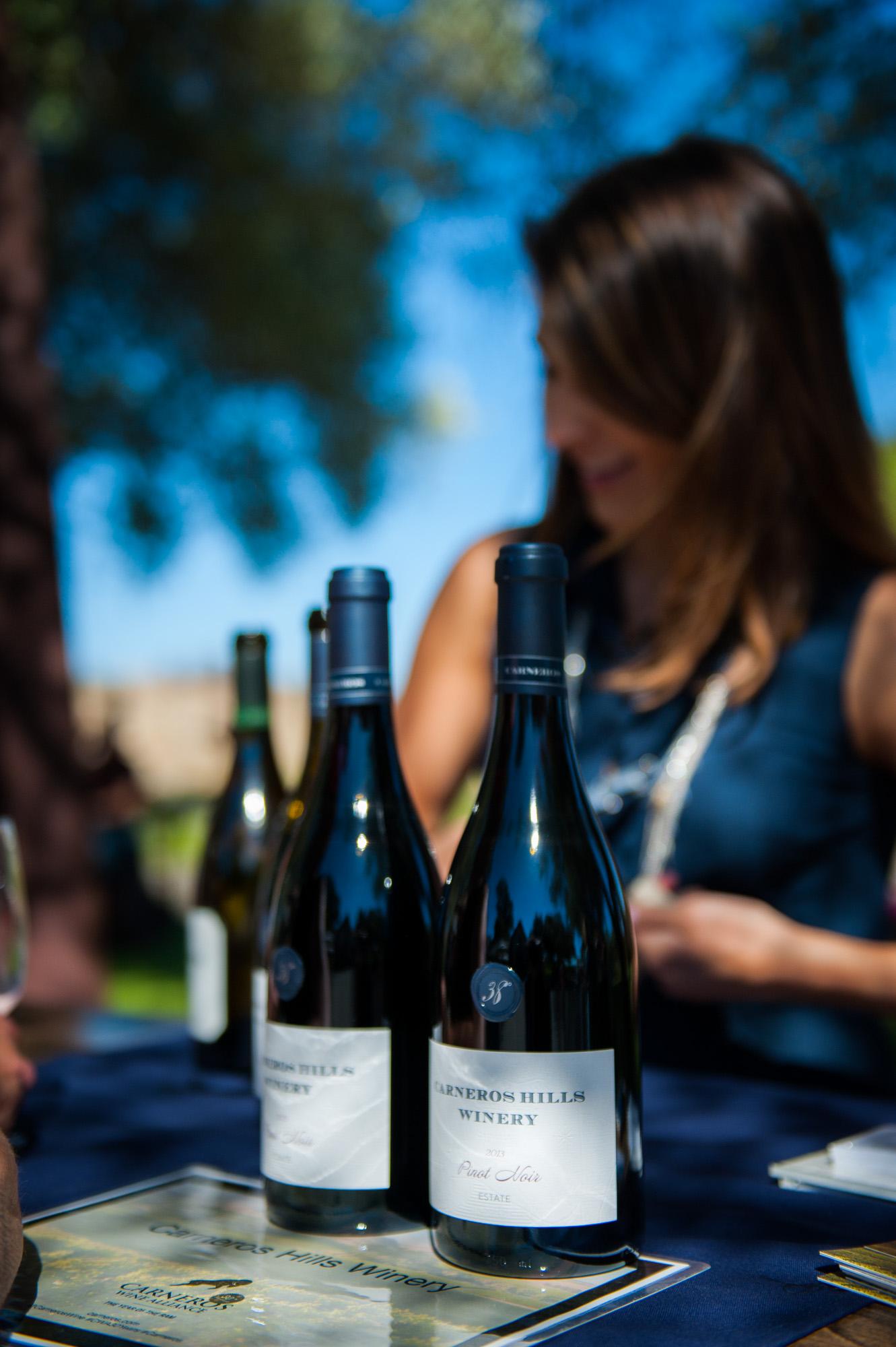 Annual Carneros Wine Alliance Anniversary Party