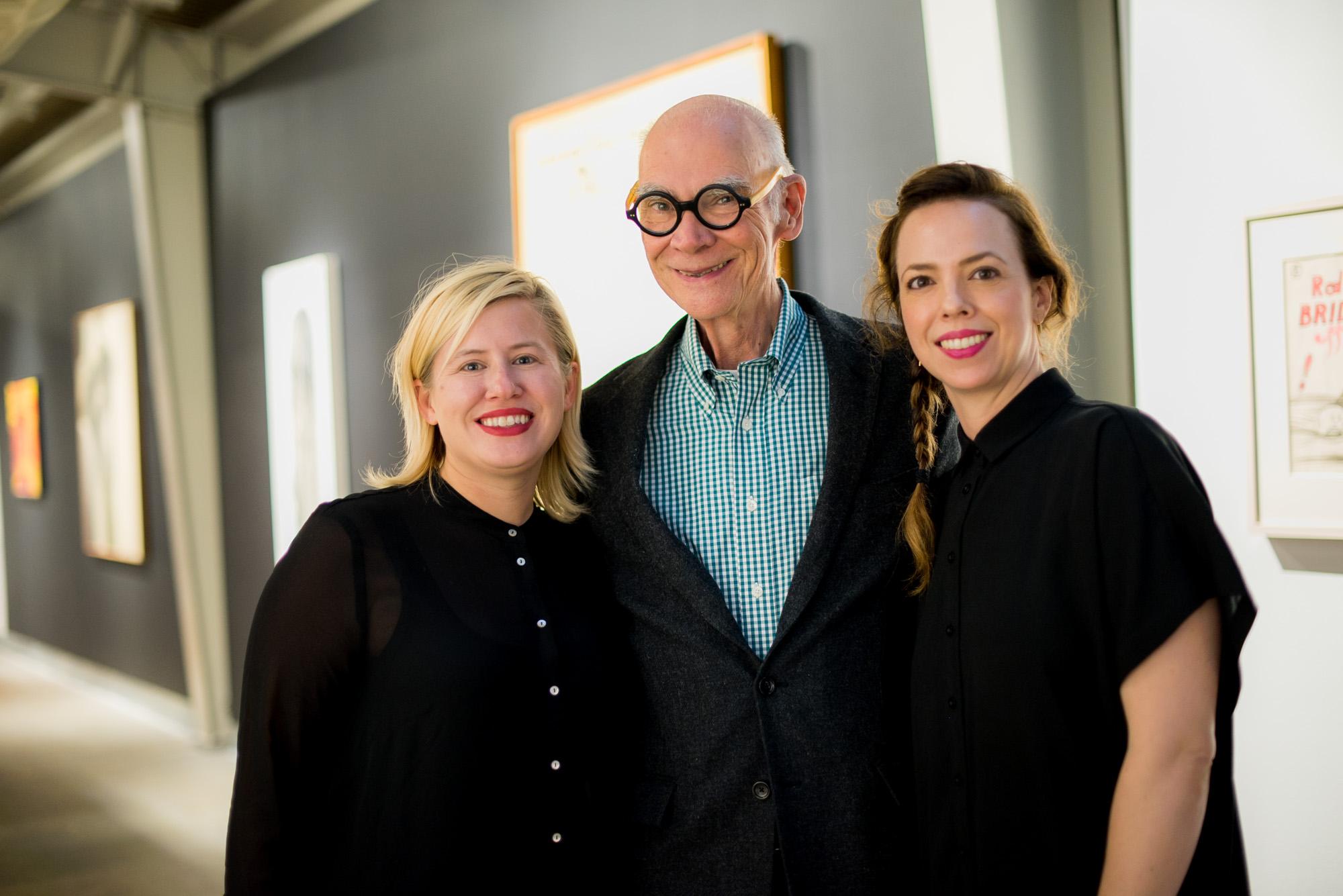 Kara Q. Smith, Robert Sain and Amy Owen