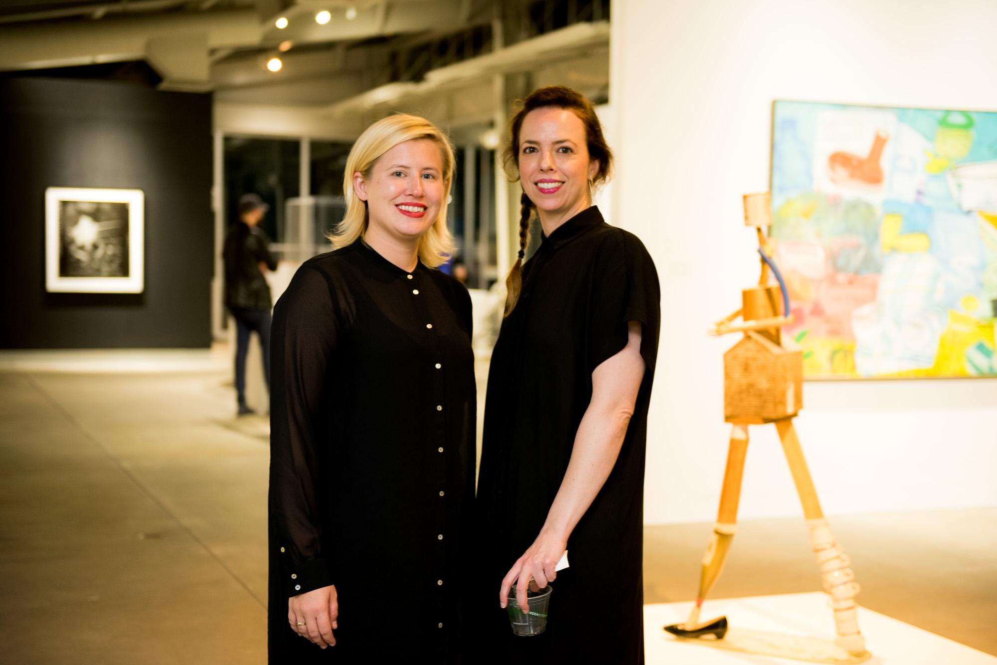 Kara Q. Smith and Amy Owen