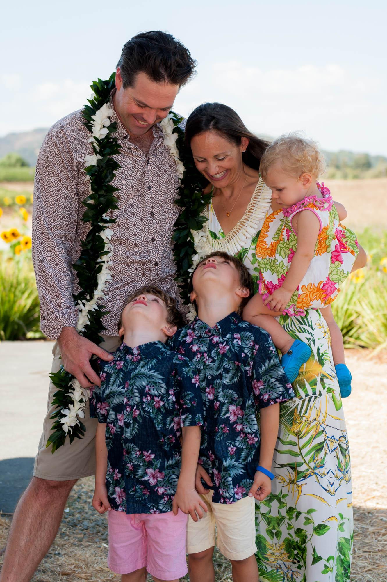 Family Reunion | Private Residence, Napa, California