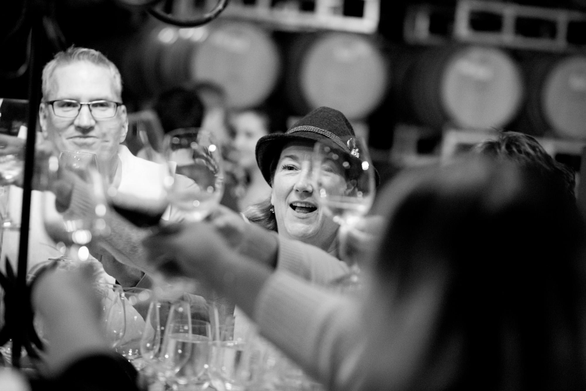 Wine Club Event | Markham Winery, St. Helena, California