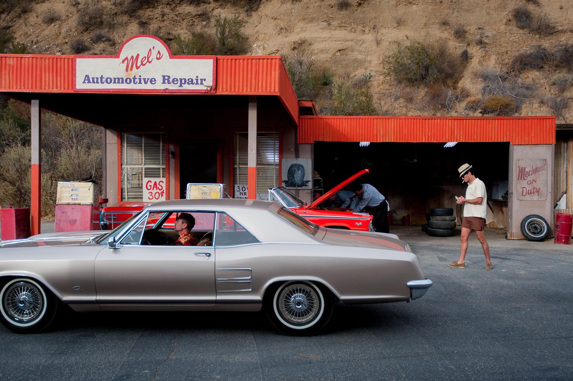 On Set: Automotive Landscape No. 1