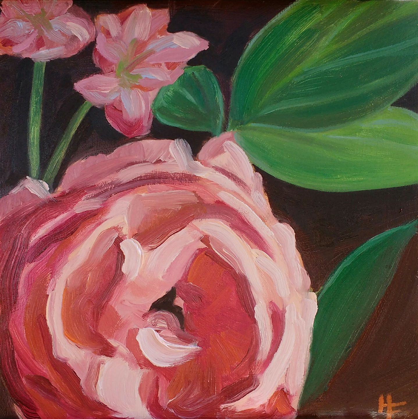 """""""Pink Flowers"""""""