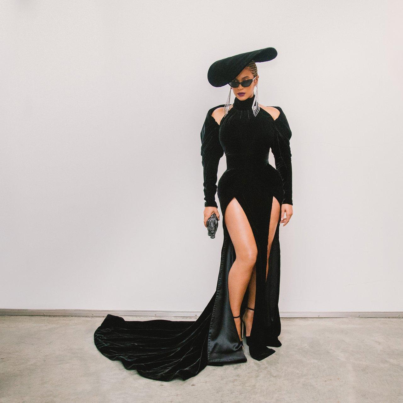 1. Beyoncé 2018
