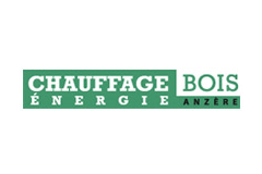 Chauffage Bois Énergie Logo