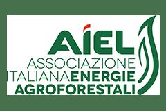 AIEL Associazione Italiana Energie Agroforestali Logo
