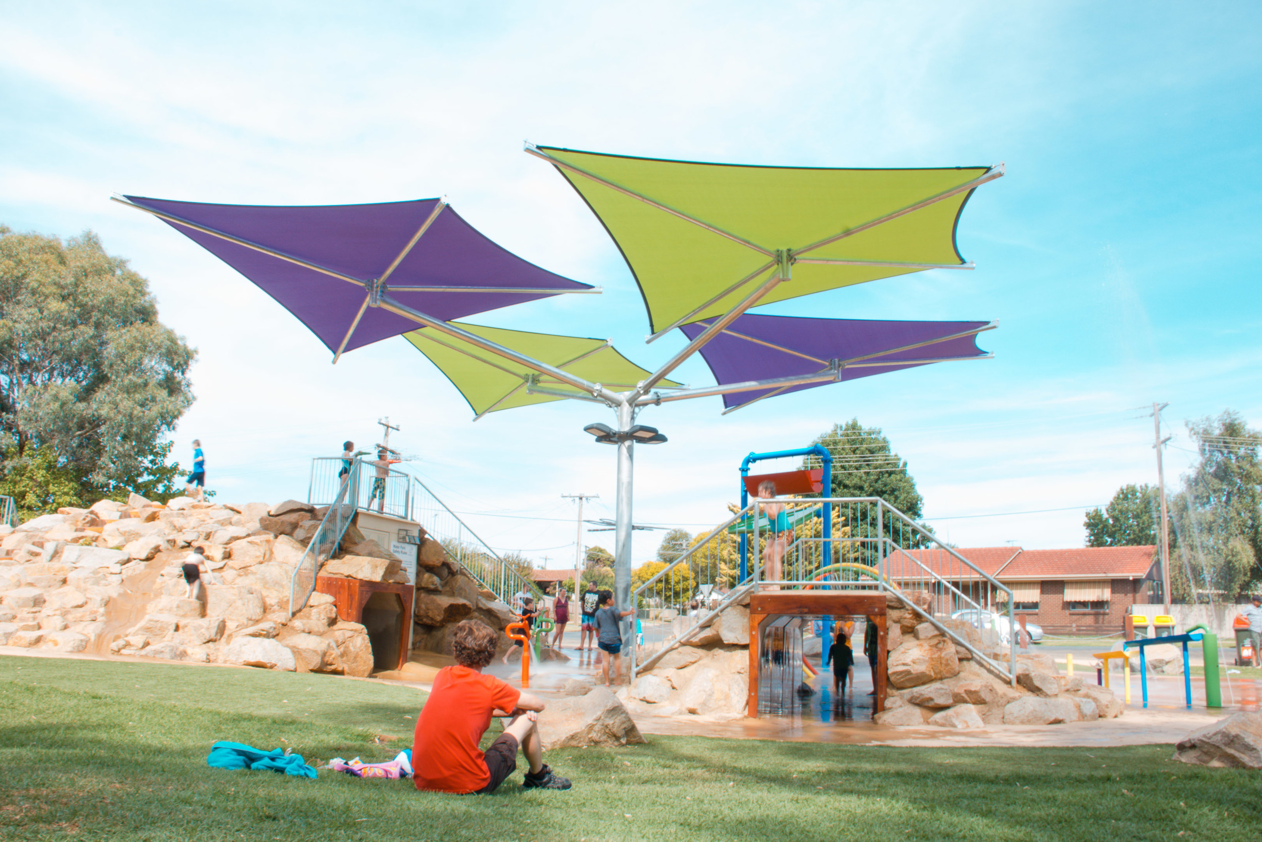 Mitchell Avenue Splash Park, Wangaratta