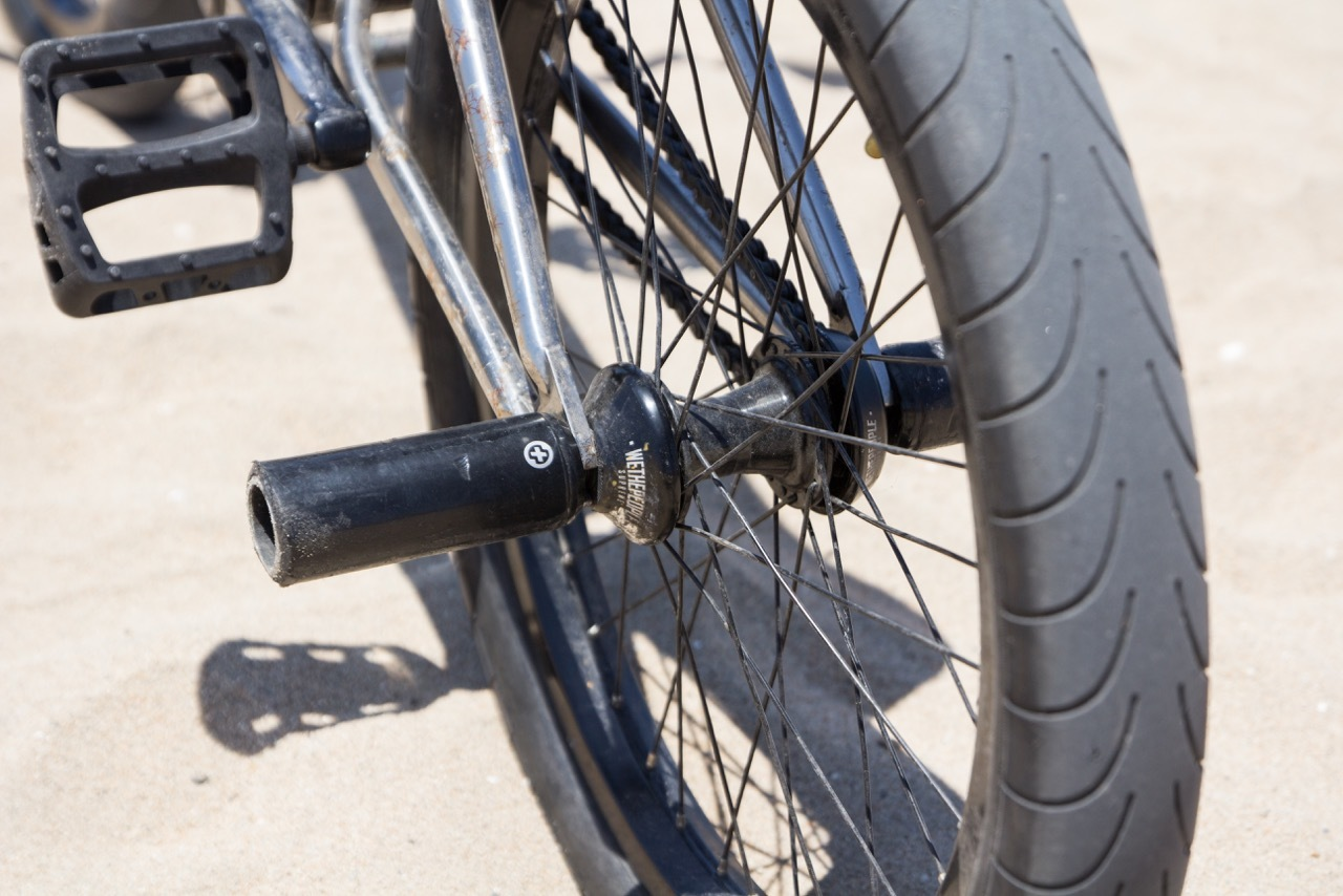 Cranks: WTP Apex Prototype 170mm  Sprocket: Odyssey Laguardia  Pedals: Odyssey PC  Chain: Saltplus Warlock