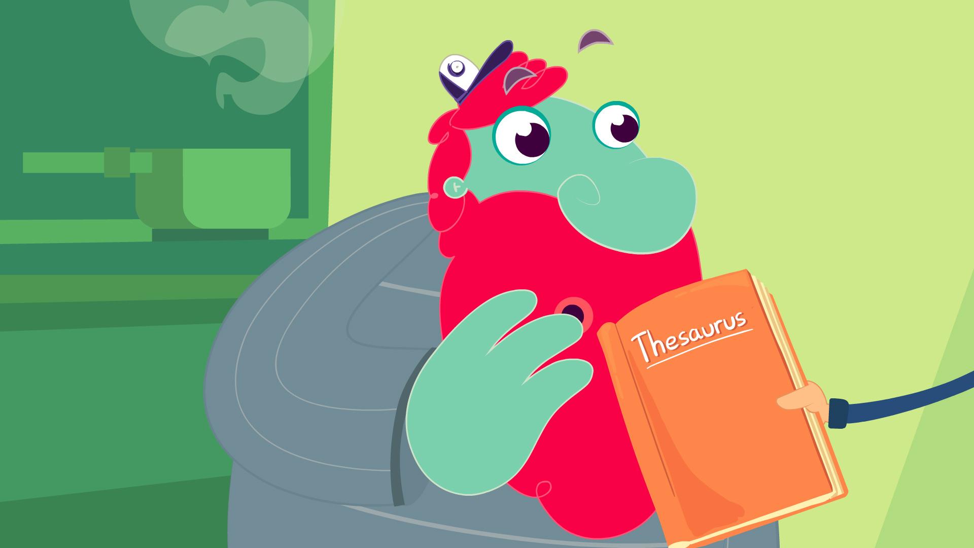 Using a Thesaurus