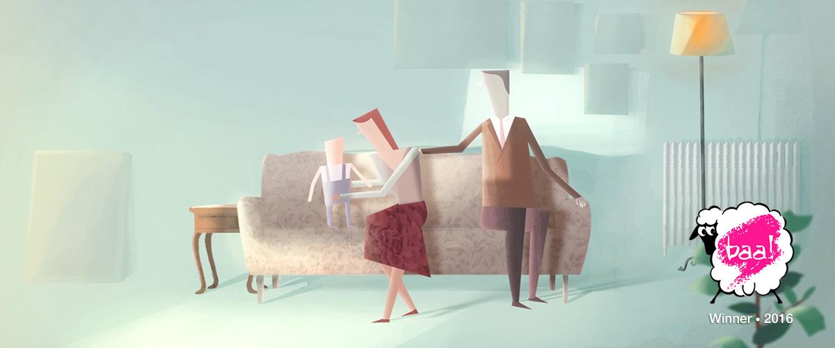 ANIMATED MINDS  | Stories of Postnatal Depression