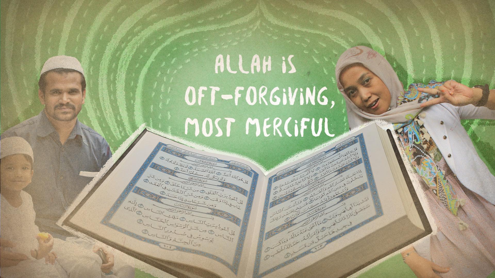 FORGIVNESS