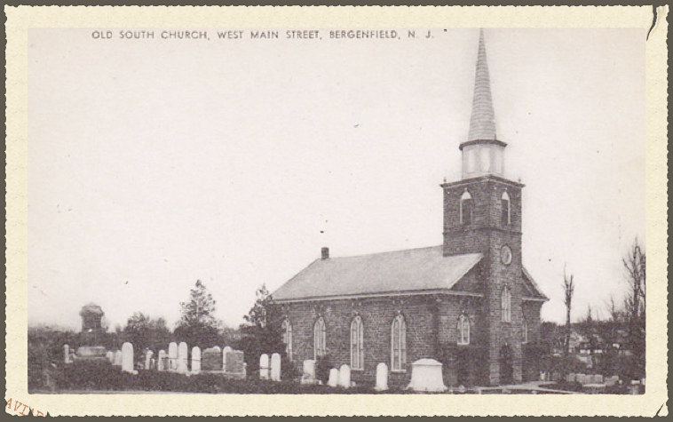 Old South Church 1801 (before fence)