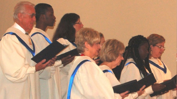 Proclaiming our faith through music ministry......