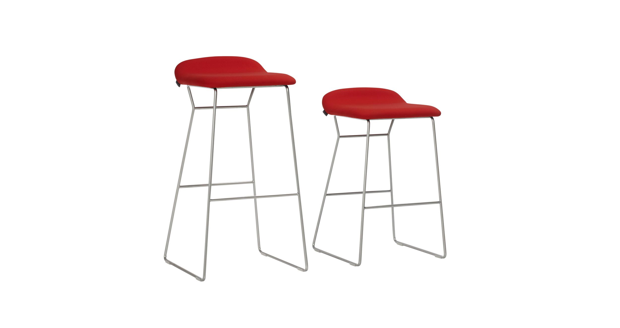Multi bar stools by Michael Sodeau