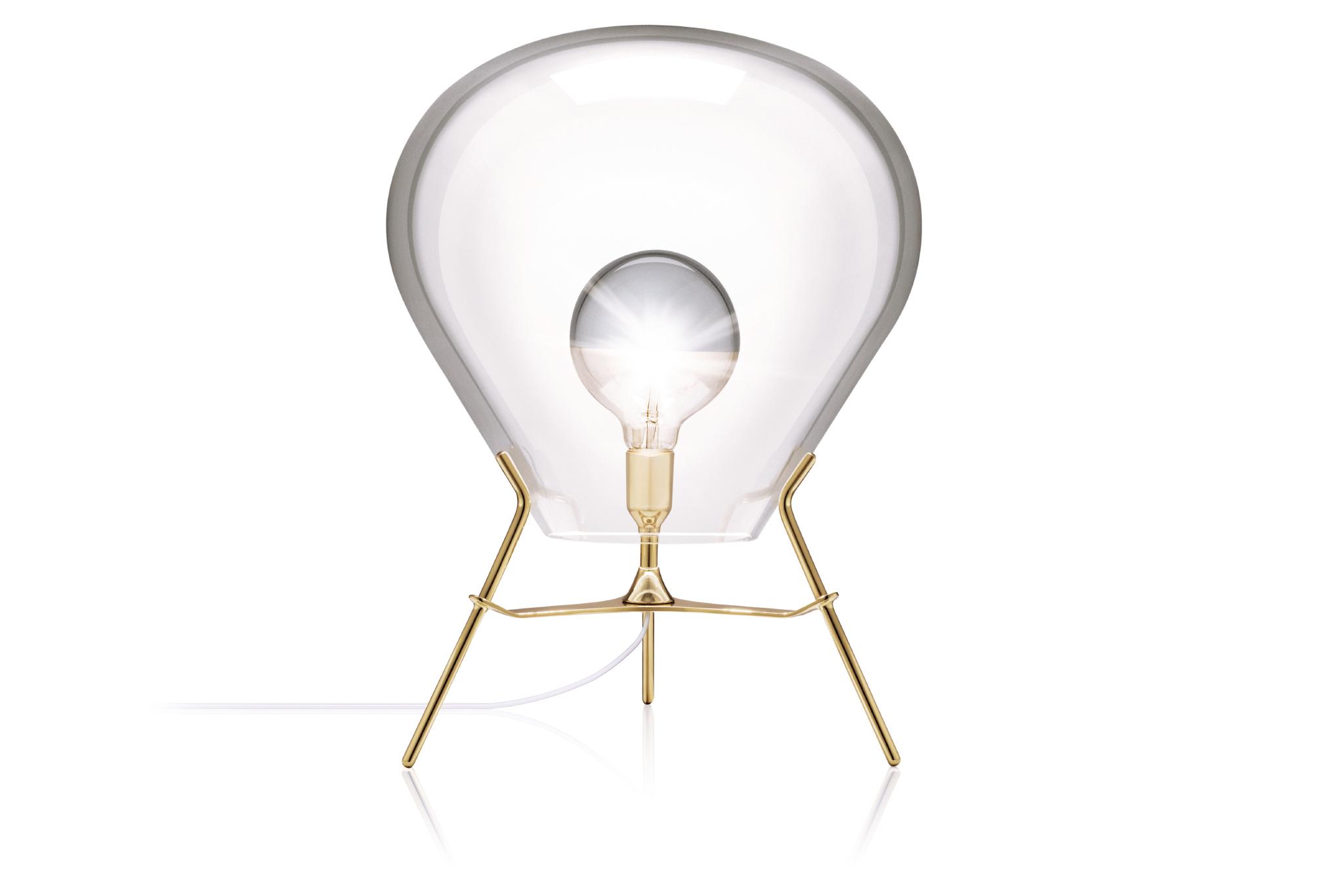 Mush gulv lampe