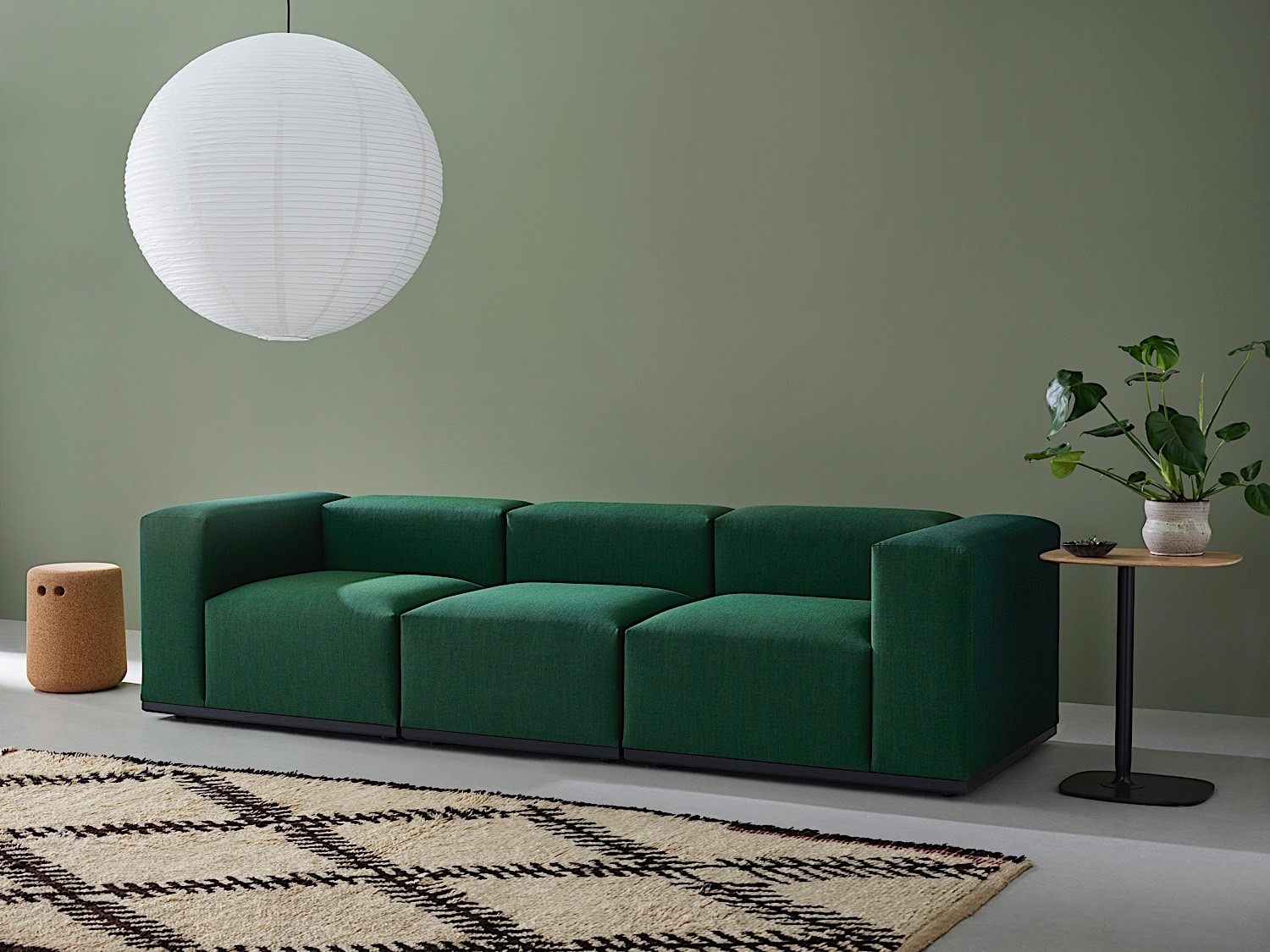 Geta Low Sofa — Arik Levy