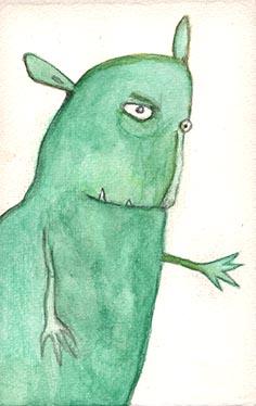 Monster Greetings