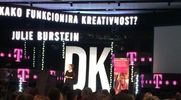 Keynote at Days of Communication, Croatia