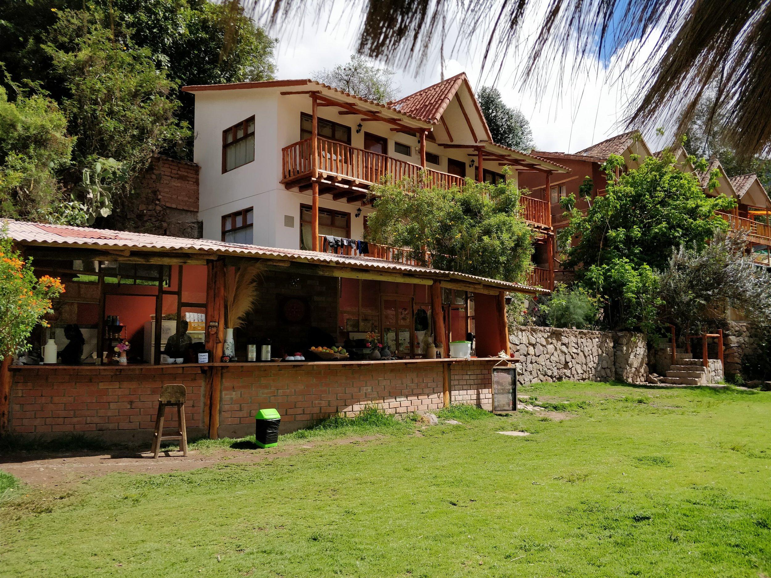 Arkana Spiritual Centre, Sacred Valley, Peru -