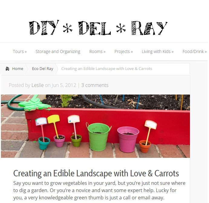 DIY  Del Ray - June 2012