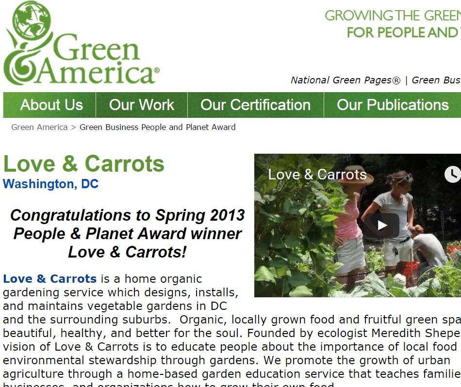 Green America - June 2013