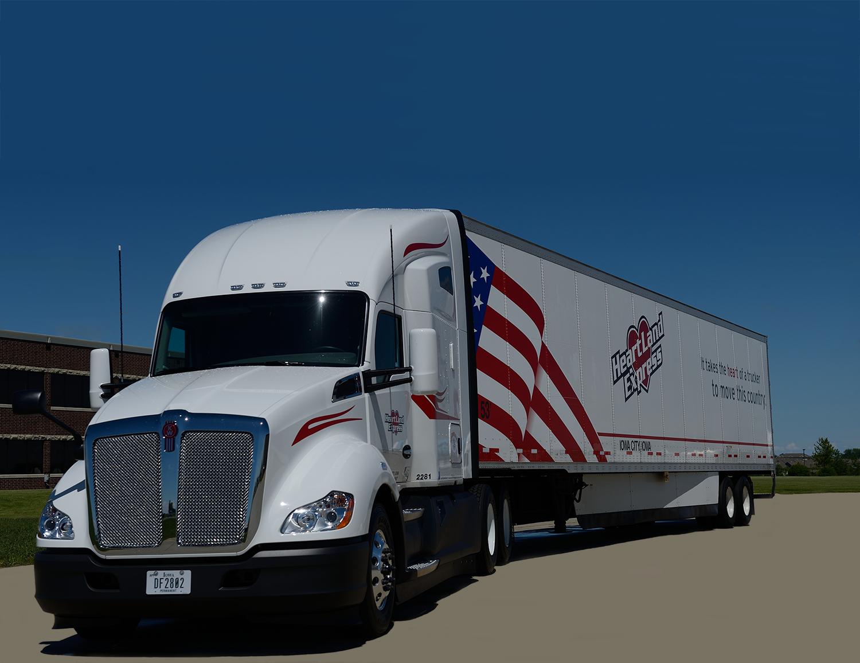 Interstate Trucking Reviews >> Heartland Express