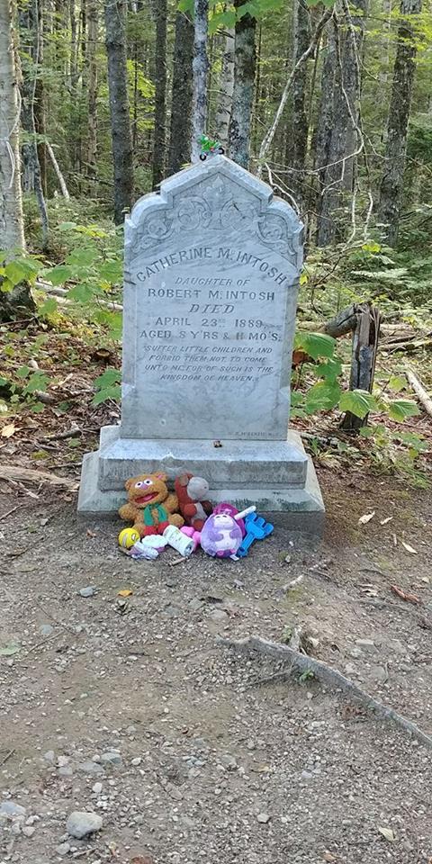Catherine's Grave, Greenvale Road - Thorburn Exchange