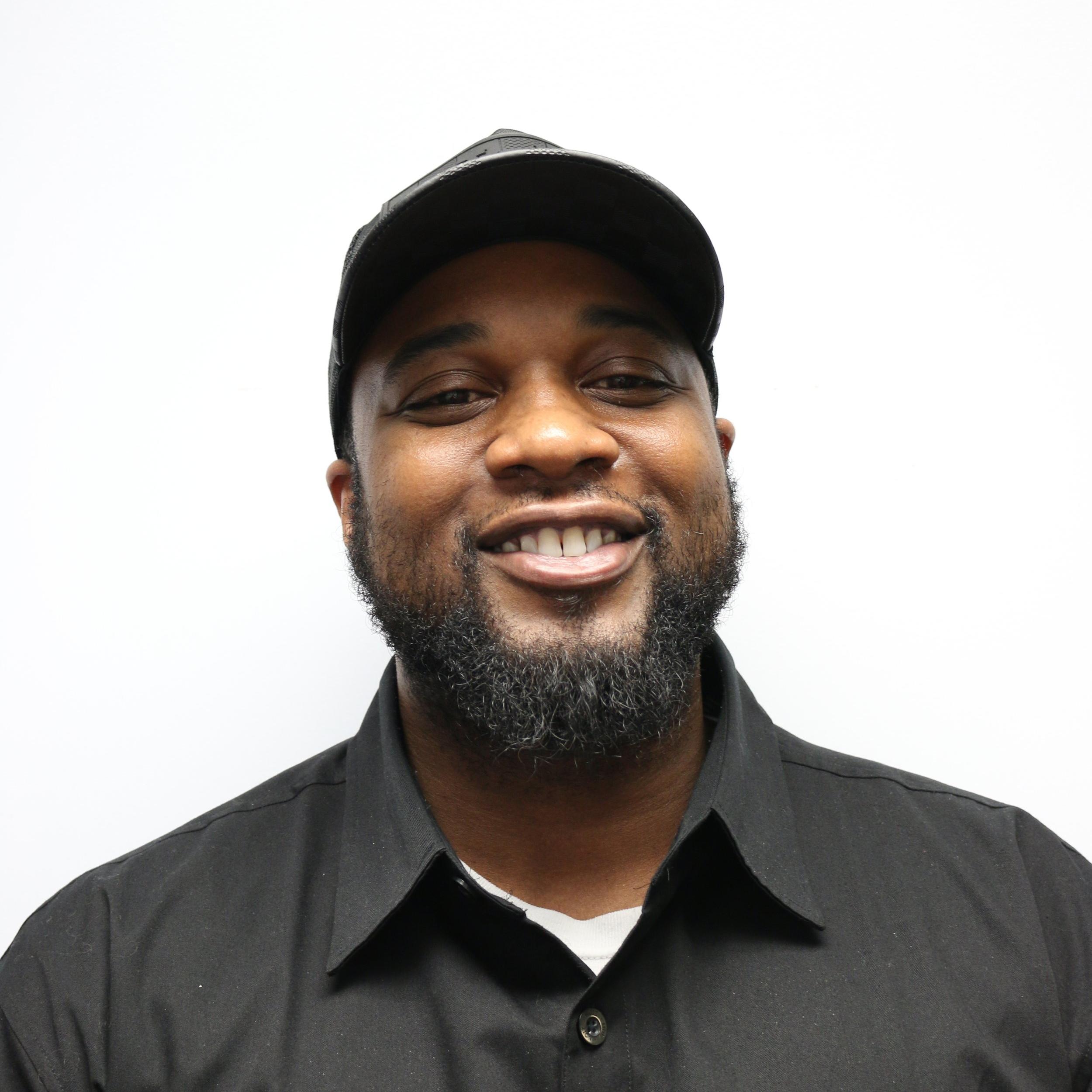 Bertram Givans - Case Manager  YouthBuild Graduate